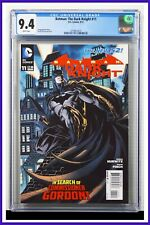 Batman The Dark Knight #11 CGC Graded 9.4 DC September 2012 Comic Book.