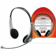 TRUST HS-2400 HEADSET WITH ADJUSTABLE MICROPHONE