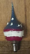 5 Watt Primitive Silicone Bulb Hand Made -  Scented - Americana