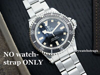 STAINLESS STEEL OYSTER BRACELET STRAP FOR VINTAGE ROLEX SUBMARINER 20mm WATCH