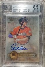 Giancarlo Mike Stanton Auto Topps Five Star 2013 BGS 8.5 Auto 9 Marlins Yankees