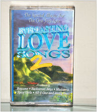 Everlasting Love Song 2 Warner out of print Original Malaysia Edition Cassette