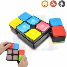 Music Cube Puzzle Electronic Magic Cube Novelty Game for Teens Decompression Toy