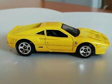 Hot wheels FERRARI 288 GTO yellow