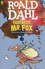 Fantastic Mr. Fox by Dahl, Roald Book The Cheap Fast Free Post