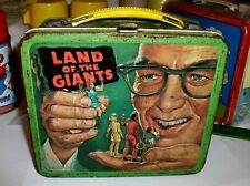 Land Of The Giants`1968`20Th Century,Aladdin Metal Lunchbox->Sale->Fre e To Us
