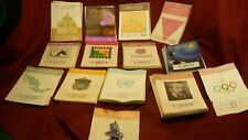 Stamp brochure booklets Mexico 1965-1978 150++