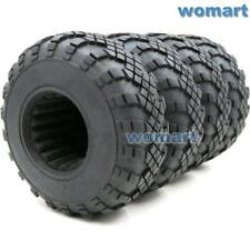 4pc RC 1.9 Crawler Truck Tires 108mm For RC 4WD Axial 1.9 Beadlock alloy Rims