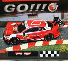 Carrera GO DTM Slotcar AUDI MERCEDES BMW nach Wahl Rennbahn Auto 1:43 Neu