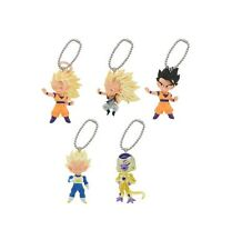 Bandai Dragonball Super UDM The Best 12 Keychain Goku Vegeta Gohan Gotenks Friez