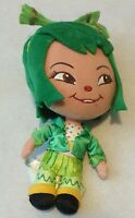 Disney Store Minty Zaki Soft Toy Plush Wreck It Ralph Sugar Rush Racer 9in