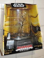 2006 Star Wars TITANIUM Series FULL COLOR Die-Cast C-3PO Gold Droid METAL Figure