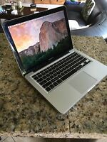 Apple MacBook Pro A1278 13.3 Laptop MD314LL/A