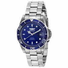 Invicta Pro Diver 40mm Blue Dial Automatic Scuba Fashion Watch 9094