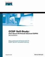 CCSP Self-Study: Cisco Secure PIX Firewall Advanced (CSPFA) (2nd Edition) (Self-