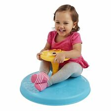 Sit And Spin Giraff Toy Classic Balance Coordination Playset Kids Christmas Gift