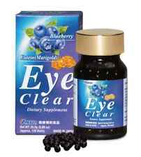 Eye Clear - Helps Protect Your Retina and Eyesight, Helps from Feeling Tired