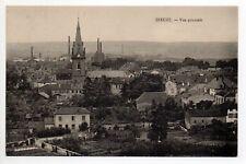 DIEUZE DUSS Moselle CPA 57 vue generale 1