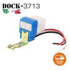 A141. Interruttore Sensore Crepuscolare 220V 10A per Lampade Faro Faretto LED