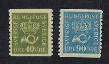 CKStamps: Sweden Stamps Collection Scott#146 152 Mint H OG