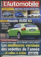 L'AUTOMOBILE MAGAZINE n°667 01/2002