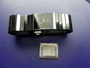 Super erhaltene Rado Diastar Ceramic Herrenarmbanduhr,Armbanduhr,Herrenuhr