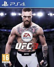 Juego Sony PS4 UFC 3 Pgk02-a0018910