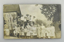 VTG Postcard Early 1900s West Virginia School Children Smiling N.B. Scott Poster