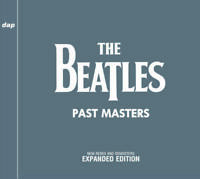 THE BEATLES / PAST MASTERS EXPANDED EDITION NEW REMIX AND REMASTERS Press 2xCD