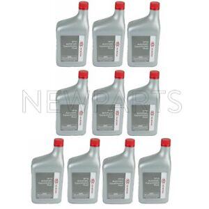 10 Quarts Pack Genuine ATF SPIII Automatic Transmission Oil Fluid Set for KIA