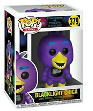 Funko Pop! Games Five Night's at Freddy's Schwarzlicht Chica 15 cm