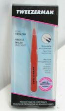 Tweezerman Point Tweezer, Red 1 ea