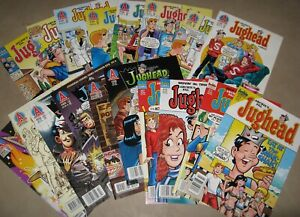 Jughead Comics from Archie Lot of 18 issues VF to NM Classic Style Artist Signed