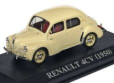 1:43 Altaya - Renault 4 CV 1950 - beige