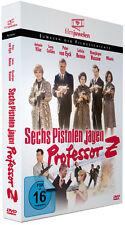 Sechs Pistolen jagen Professor Z. - mit Peter van Eack - Filmjuwelen DVD