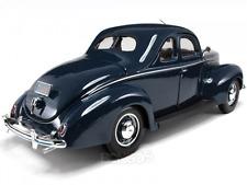 1939 FORD DELUXE V8 FLAT HEAD  DARK BLUE NIB