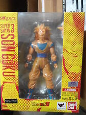 Bandai dragon ball figuarts goku super saiyan 3 ss3 figure dragonball original