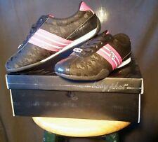 Baby Phat - Elisa 3 - Black/Fuchsia - Womens Shoe Size:6 - 1020156/57A.      B