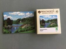 WENTWORTH WOODEN JIGSAW PUZZLES -  1 X 40 PIECE PUZZLES  - 35 DIFFERENT CHOICES!