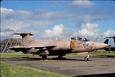Original colour slide Buccaneer S.2B spcl. XX885/L of 208 Sqdn. Royal Air Force