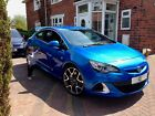 2013 Vauxhall Astra Gtc Vxr 2.0 turbo arden blue damaged repaired no px swap