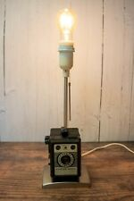 Funky Upcycled Lamp using Vintage Camera