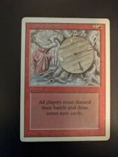 WHEEL OF FORTUNE Revised 3rd Edition MAGIC: THE GATHERING mtg MP