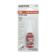 Loctite 290 AFTERLOCK 10ML MEDIUM STRENGTH THREADLOCKER - WICKING GRADE 29020