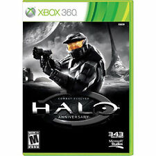 Halo: Combat Evolved - Anniversary Edition ( Xbox 360, 2011) + HALO REACH TESTED