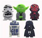 Coque Silicone 3D Cartoon Silicon Case Star Wars Yoda IPHONE 7 7+ 6 6s 5 5c 4 4s
