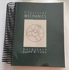 Classical Mechanics by Goldstein 3ed (2001)