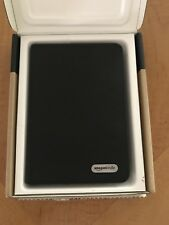 Amazon Kindle 2010 Model White BNIB With Case & Accessories Bundle