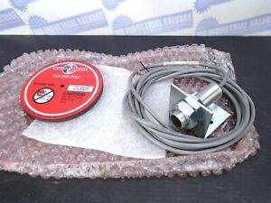 ELECTRO-SENSOR - 906 - HALL EFFECT SHAFT SPEED SENSOR w/PULSER DISC- 5-25 VDC