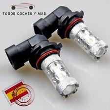 2 X BOMBILLAS LED COCHE 9005 HB3 50W OSRAM 750LM ANTINIEBLA ALTA POTENCIA BLANCO